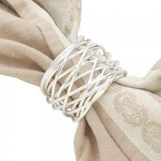 Wire Wrap Napkin Ring Need 8 count of these!