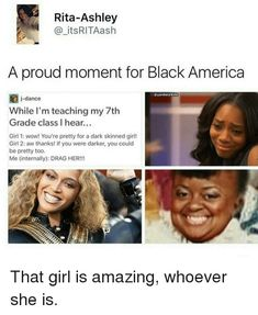 Yesssss whoever said this I need to met them Funny Quotes, Funny Memes, Hilarious, My Black Is Beautiful, Faith In Humanity, Black Girl Magic, Funny Posts, Laugh Out Loud, In This World