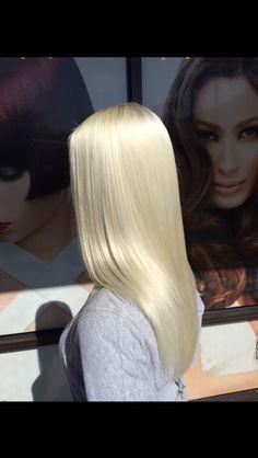 Get blonde, get blonder!
