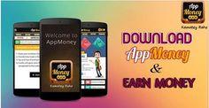 Download #AppMoney & Earn Money. #AppMoneyOffers #ReferAppMoney Download & Install Here: http://bit.ly/1C8FPEc