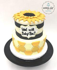 Cake Shop, Baby Shower Cakes, Cake Art, Birthday Cake, Desserts, Food, Tailgate Desserts, Patisserie, Birthday Cakes