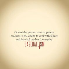 Baseball is loved by many.The things that this article is going to cover will help players at any level in improving their game. If you manage a baseball team, keep players happy and excited to help better their odds of winning. Baseball Tips, Baseball Crafts, Baseball Quotes, Better Baseball, Baseball Party, Baseball Season, Sports Baseball, Softball, Baseball Stuff