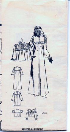 marian martin vintage pattern