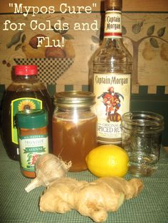 "The ""Perfect"" Cold and Flu Elixir 