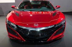 HONDA NSX imagens e fotos de carros