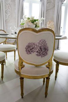 Alex Papachristidis Kips Bay Show house Dining Room chairs