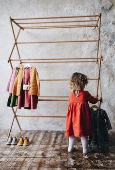 Beautiful Handmade Burnt Orange Baby Toddler Dress   TinyStoriesClothes on Etsy