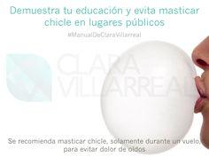Imagen y Etiqueta, la nueva forma de relacionarse #ManualDeClaraVillarreal