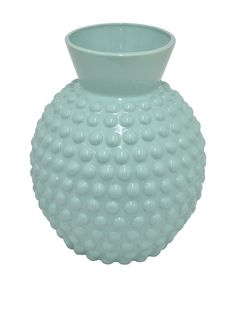 Three Hands Ceramic Hobnail Vase, Blue, http://www.myhabit.com/redirect/ref=qd_sw_dp_pi_li?url=http%3A%2F%2Fwww.myhabit.com%2Fdp%2FB00V33J21G%3F