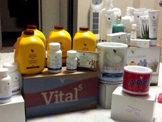 Vital Pack and Combo Pack. You can get it all in a pack. Come and order it now distributor id 20000246377