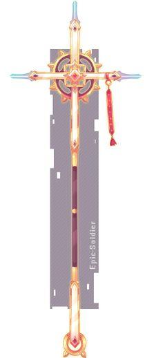 Weapon adopt 23 (OPEN!!!) by Epic-Soldier.deviantart.com on @DeviantArt