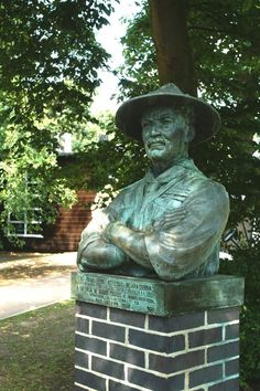 BP Bust at Gilwell Park