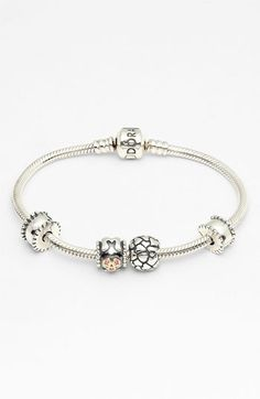 PANDORA 'Moments' Mother's Day Bracelet Gift Set (Nordstrom Exclusive) available at #Nordstrom