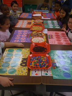 Bishop's Blackboard: An Elementary Education Blog: 100th Day Trail Mix