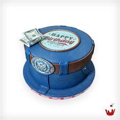 Cake Pops, Captain Hat, Bags, Cute Love, Cake Shop, Birthday Cake Toppers, Wedding Cakes, Celebration, Handbags
