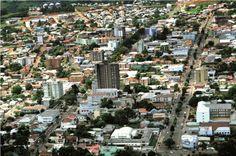 Vista panorâmica -Lagoa Vermelha-RS
