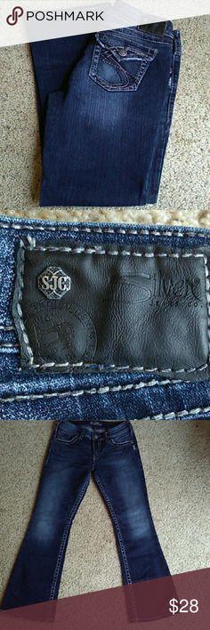 Silver SUKI SURPLUS Jeans! 26/32