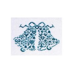 French Country Wedding Bells (cross stitch): Kitchen