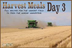 Harvest Dinner Meals