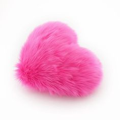 Fluffy Pillows, Throw Pillows, Faux Fur Bedding, Pom Pom Bag Charm, Hello Kitty Jewelry, Pink Faux Fur, Kids Outfits Girls, Everything Pink, My New Room