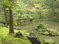 西芳寺・苔寺(京都) Saihoji/Kokedera, Kyoto, Japan