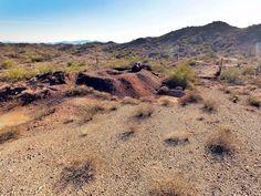 Arizona Gold Mining Claim 20.66 acre Black Silver Lode Mine Shaft Columbus Peak