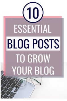What should your first blog post be about? In this post, I am covering 10 evergreen blog post ideas every blogger needs to have on their site. These blog post ideas are relevant for beginners and growing bloggers alike and will help you build a solid blogging foundation. #blog #blogpost #tips #bloggingtips #blogger #website Blog Writing, Writing Tips, Business Tips, Online Business, Make Money Blogging, Blogging Ideas, Blog Topics, Blogging For Beginners, Marketing Plan