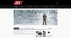 JES GmbH Website, Weaving, Pictures