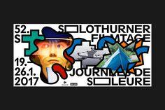 52 Solothurner Filmtage Raffinerie Plakat F12