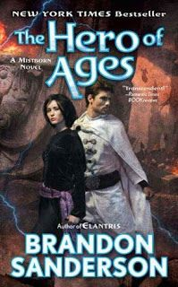 Review: The Hero of Ages by Brandon Sanderson