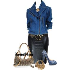"""Denim Diva Contest"" by longstem on Polyvore"