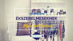 INSPIRÁCIÓK.HU Kreatív lakberendezési blog, dekoráció ötletek, lakberendező tanácsok: KREATíV ÖTLET - ÉKSZERELMESEKNEK