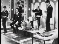 "The Hollies - Just One Look - ""Top Of The Pops"" Show (1964)"