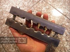 "USED Jackson Tool 303 Tri Clamp Pipe Alignment Tool 5-12/"" Capacity"