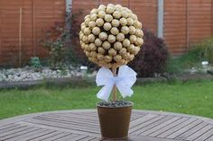 instructions for sweetie tree, I think these would make a fab. centerpiece!
