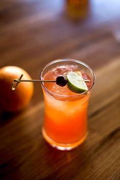 "Hurricane Cocktail ~ the ""Slurricane"""