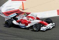 Timo Glock TOYOTA TF108 RVX-08 (NA 2.4L-V8)