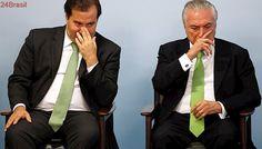 Política   Rodrigo Maia enfrenta Palácio do Planalto e testa poder para 2018