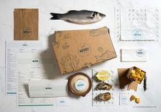 Food Branding, Food Packaging Design, Branding Agency, Brand Packaging, Branding Design, Identity Branding, Advertising Agency, Corporate Identity, Food Graphic Design