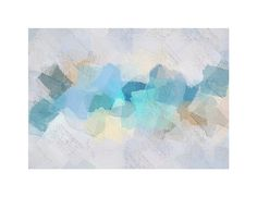 LARGE CANVAS ART  Abstract Print up to 58 x 41 by topix on Etsy