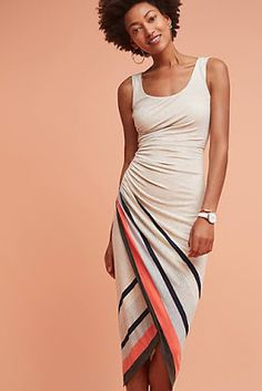 Anthropologie Favorites:: Dresses. Love the asymmetry and sexiness of this dress.