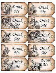 Resultado de imagem para drink me alice