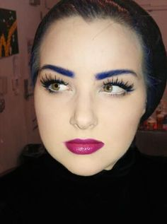 Collection of MAC makeup looks. Click through for a bunch of different, all beautiful looks.