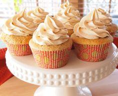 Apple Pie Cupcakes | SarahCupcake