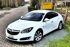 Opel Insignia doet even 2.111 kilometer op één tank diesel