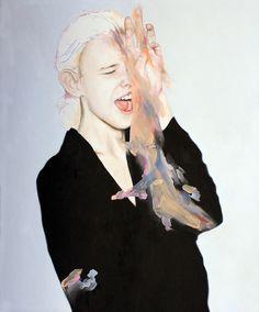Les Portraits expressifs à l'Huile de Andrea Castro (1)