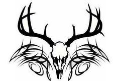deer antler tattoo designs ideas | Tattoo Designs