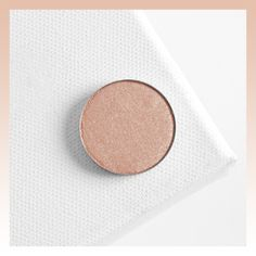 Ego metallic rosy taupe Pressed Powder eye shadow