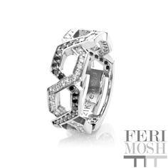 FERI MOSH Oblique - Ring