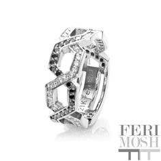 FERI MOSH Oblique - Ring